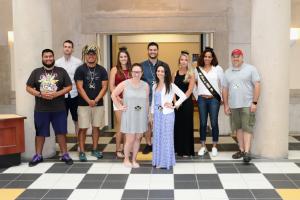 UConn Two Summers graduates (2018-2019)